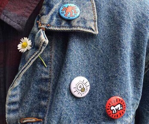 grunge, indie, and jacket image