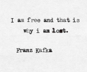 franz kafka, quotes, and words image