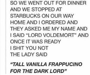 harry potter, funny, and dark lord image