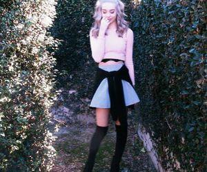 amanda steele, outfit, and grunge image