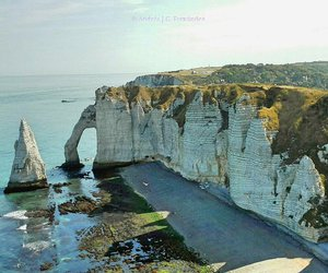 cliffs, europe, and nature image