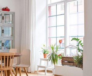 interior design, light, and modern image