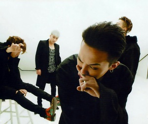 g-dragon and bigbang image