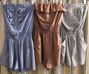fashion and rompers image