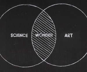 art, science, and wonder image
