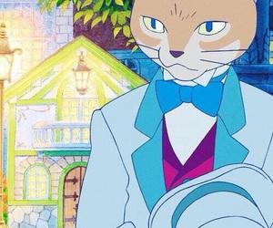 貓の恩返し, ジブリ, and バロン image