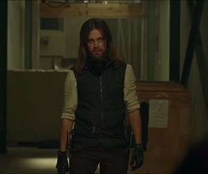 the walking dead, tom payne, and jesús image