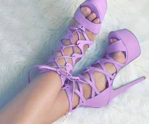 heels and shoe image