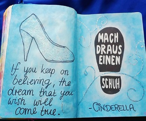 cinderella, ideas, and wreck this journal image