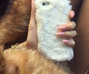 fur, nails, and white image