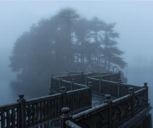 landscape and china image