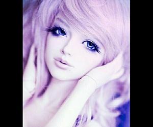 doll, pinkdoll, and lovelydoll image