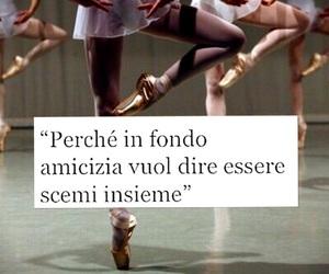 danza, frasi italiane, and frasi image