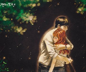 couple, dorama, and cheese in the trap image