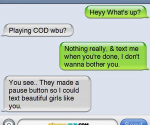 girl, text, and boy image