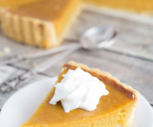 pie, recipe, and sweet potato image