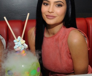 kylie jenner and girl image