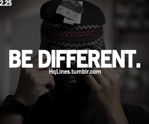 different and swag image