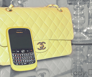 blackberry, chanel, and fashion image