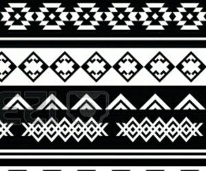 azteca, blanco y negro, and wallpapers image