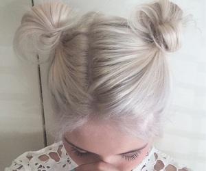girl, nina nesbitt, and hair image