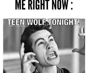 teen wolf, tonight, and stiles image