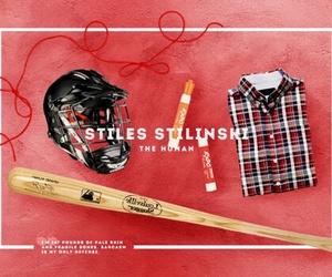 teen wolf, stiles stilinski, and dylan o'brien image