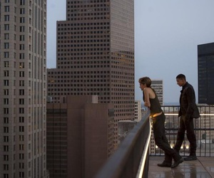 insurgent, uriah, and tris image
