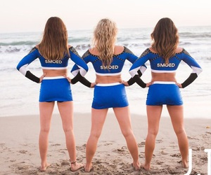 cheerleading and smoed image
