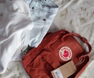backpack, bag, and classic image
