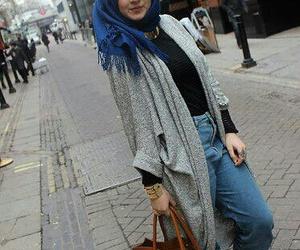 arabic, hijabista, and بنات حجاب الحب image