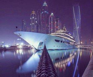 Dubai, luxury, and night image