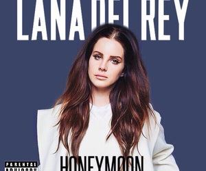 honeymoon and lana del rey image