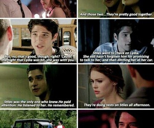 teen wolf, scott mccall, and dylan o'brien image