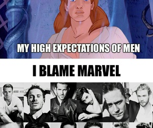 Marvel, disney, and funny image