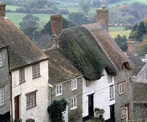 cottage, england, and cottages in england image