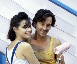 Beatrice Dalle, betty blue, and film image