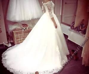 bride, Dream, and dress image