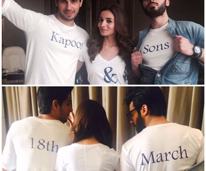 fawad khan, alia bhatt, and sidharth malhotra image