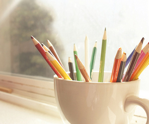 colored, colors, and cup image