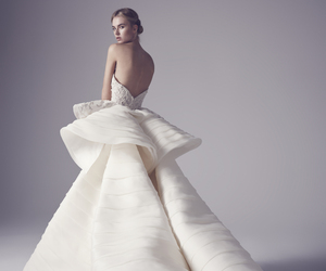 bridal, Couture, and fashion image