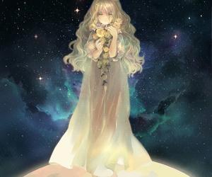anime and angel image