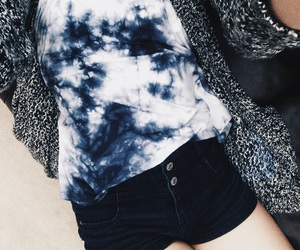 dye, hipster, and navy image