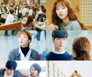 dorama, hong seol, and cheese in the trap image