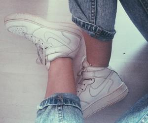 boyfriend, boyfriend jeans, and clothes image