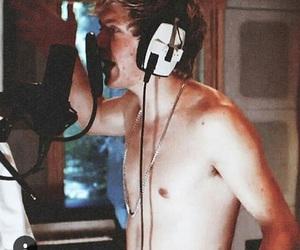 shirtless and niall horan image