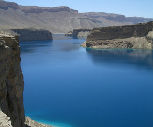 Afghanistan, lake, and blue image