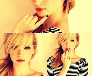 candice accola, blonde, and caroline forbes image