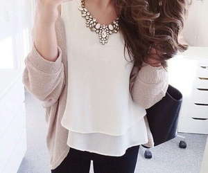 classy, fashion, and hair image