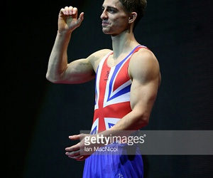gymnastics, max whitlock, and artistic gymnastics image